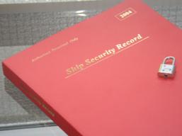船舶保安評価(SSA)実施、船舶保安規程(船舶保安計画:SSP)、埠頭保安規程(港湾施設保安計画:PFSP)策定等支援業務
