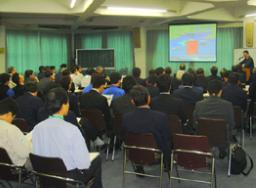 改正SOLAS条約についての勉強会、セミナー実施
